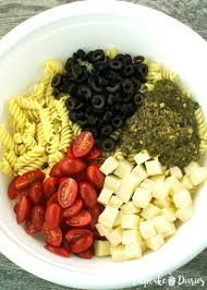 Best Pasta Salad by Best Pizza Pasta Salad