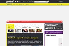chambre de compensation drupal websites in domain zone lu