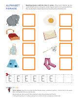 letter sounds worksheets sparks