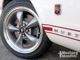 rims for 1968 mustang how to install cobra brakes mustang monthly magazine