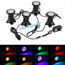 best submersible pond lights unbranded submersible pond lighting equipment ebay
