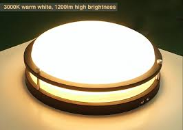 12 Inch Flush Mount Ceiling Light 12inch Dimmable Led Flush Mount Ceiling Light Alabaster Glass