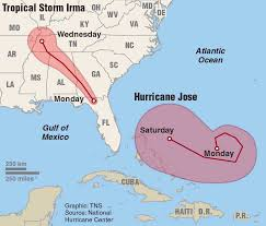 Mexico Hurricane Map by Hurricane Katia Brings Heavy Rain To Mexico A Day After Quake