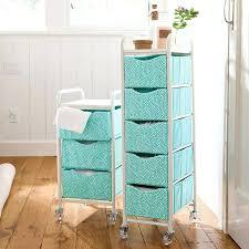 Bathroom Storage Carts Bathroom Storage Carts Ready To Roll Storage Cart Mini Dot Rolling