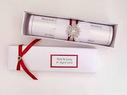 wedding scroll invitations wedding scroll invitations carol miller designs wedding