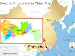 Michigan Area Code Map Shenzhen China
