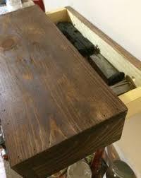 Reclaimed Wood Floating Shelves by Rustic Oak Wood Floating Shelf Rustic Home Decor Rustic Shelves
