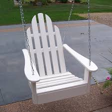 Porch Swings For Sale Lowes by Shop Prairie Leisure Design Satin White Porch Swing At Lowes Com