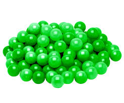 440 commercial pit balls green