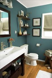 Teal Bathroom Ideas Best Color Small Bathroom A Warm Color Palette Typically Is