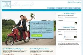combine wedding registries i do and just give combine forces for charity wedding registries