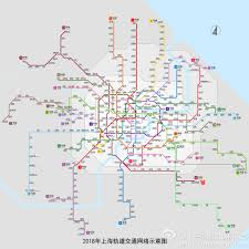 Shanghai Metro Map China Metros Page 89 Skyscrapercity