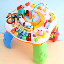 sit to stand activity table travel train growing baby pop n activity table baby learning walker