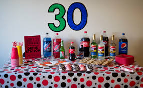 30th birthday party ideas birthday party and