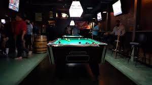 pool table near me open now burton s bar in thornton park is now open bungalower
