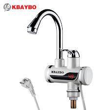 chauffe eau cuisine 3000 w chauffe eau électrique de cuisine robinet électrique chauffe