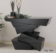 the futuristic modern console tables wigandia bedroom collection