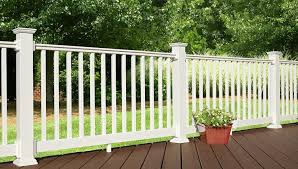 deck outstanding lowes deck railing aluminum deck railing vinyl
