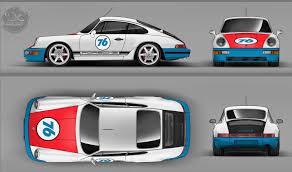magnus walker the livery design porsche 911 carrera 2 u2013 magnus walker u2013 style