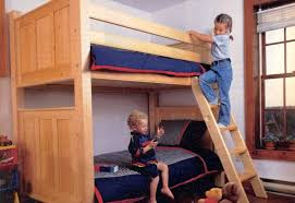 Easy And Strong 2x4 U0026 2x6 Bunk Bed 6 Steps With Pictures by 31 Diy Bunk Bed Plans U0026 Ideas That Will Save A Lot Of Bedroom Space