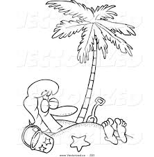 coloring picture of a palm tree free coloring pages on art