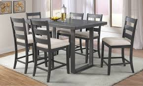 counter high dining room sets sawyer counter height dining set the dump america u0027s furniture