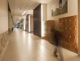 hallway architectural lighting design
