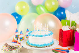 birthday cake candles simple white birthday cake with cake candles stock photo picture