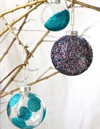 glitter ornaments helloglow co