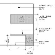 Floor Plan Standards Graphic Standards For Architectural Cabinetry Life Of An Architect