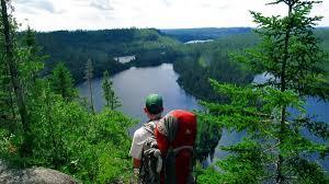 Bwca Map Boundary Waters Minnesota Ontario Usa Canada Alterra Cc