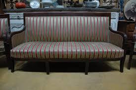 restaurer canap salon époque restauration 6 fauteuils et canapé