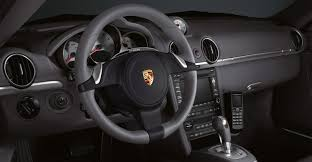 porsche black interior black porsche cayman with red interior porsche cayman s review