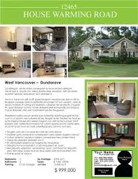 Estate Feature Sheet Template Open House Tips For Realtors Ideas Are A Dime A Dozen But