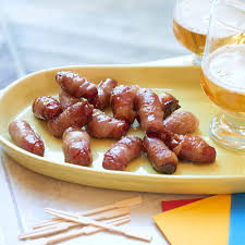bacon wrapped smokies with brown sugar u0026 butter recipe myrecipes