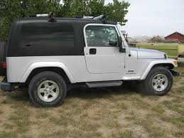 Jeep Wrangler 1998 Jeep Wrangler 2 4 2006 Technical Specifications Interior And