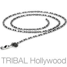 stainless ball chain necklace images Ball chain necklaces for men tribal hollywood jpg