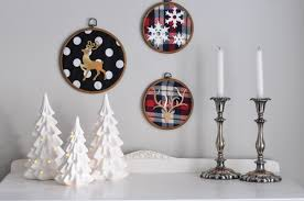 christmas decor idea ceramic trees crafts unleashed