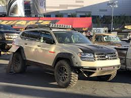 vw atlas lge cts vw atlas ready for rally thanks to tanner foust