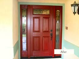 Fiberglass Exterior Doors With Glass Classic Plastpro Fiberglass Entry Door And Sidelights Model Drm60