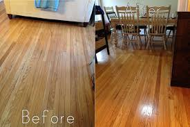 Cleaning Hardwood Floors Naturally Hardwood Floor Cleaner Recipe Before And After Beards
