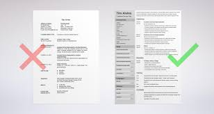 resume title for customer service example try resume next