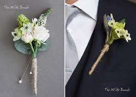 wedding flowers buttonholes buttonholes the wilde bunch wedding