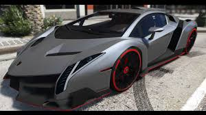 Lamborghini Veneno Front - 2013 lamborghini veneno hq add on dials gta5 mods com