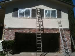 Exterior House Painting Preparation - residential exterior painting portfolio