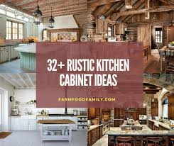 wood kitchen cabinet ideas 32 rustic kitchen cabinet ideas projects with photos in