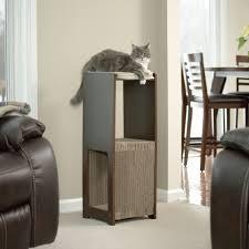 Cat Condos Cheap Furniture Fabulous Design Of Cat Scratcher For Pet Furniture