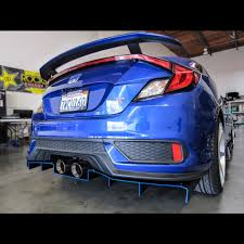 custom honda civic si the 2016 2017 10th gen honda civic si only rea