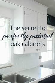 kitchen beautiful white painted oak kitchen cabinets home design