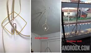 membuat jaringan wifi hp cara membuat sendiri penguat sinyal hp android androox